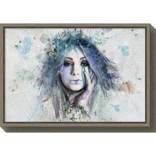 Canvas Art Framed 'Winter' by Baden Bowen