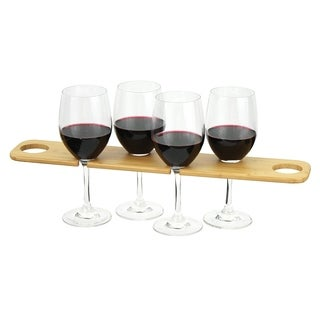 Bamboo Wine Serving Paddle