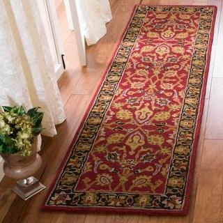 Safavieh Handmade Heritage Tierra Traditional Oriental Wool Rug