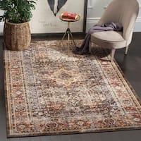 Safavieh Bijar Traditional Oriental Brown / Rust Rug - 10' x 14'