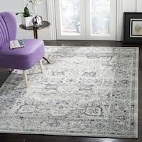 Safavieh Charleston Vintage Oriental Grey / Dark Grey Rug - 8' x 10'