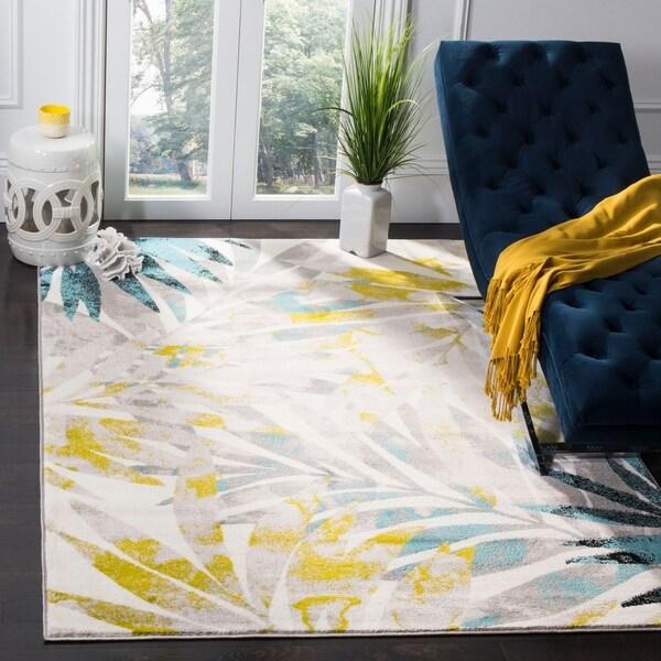 Shop Safavieh Skyler Arnostka Watercolor Modern Rug On