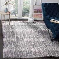 Safavieh Skyler Vintage Geometric Grey / Purple Rug - 8' x 10'