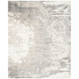 Safavieh Couture Hand-knotted Tibetan Polina Modern Wool Rug