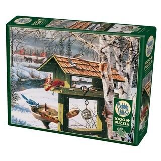 Cobble Hill: Backyard Banquet 1000 Piece Jigsaw Puzzle