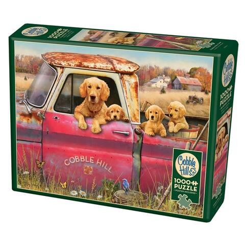 Cobble Hill: Cobble Hill Farm 1000 Piece Jigsaw Puzzle