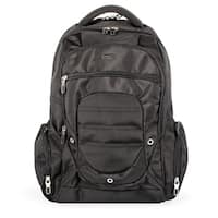Bugatti Ryan Backpack In Nylon in Black