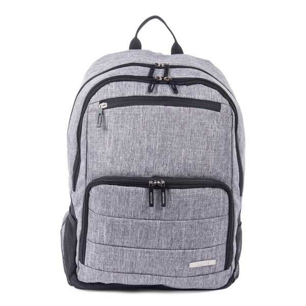 Shop Bugatti Ryan Lightweight Backpack in Grey - Ships To Canada ... a5c2450805140