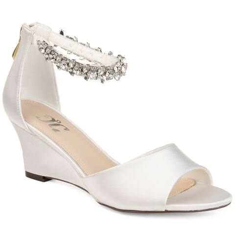 Journee Collection Women's Connor Wedge