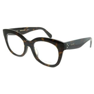 85ee7b2223f Celine Round CL 41460 PJP Unisex Blue Frame Eyeglasses · Quick View