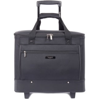 Nathan Business Case On Wheels in Black