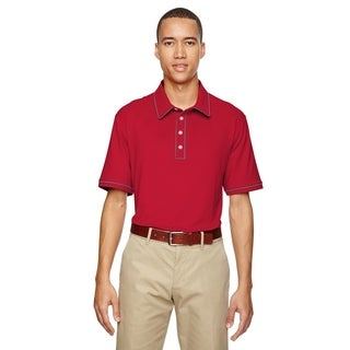 adidas Golf mens puremotion® Piped Polo (A125)