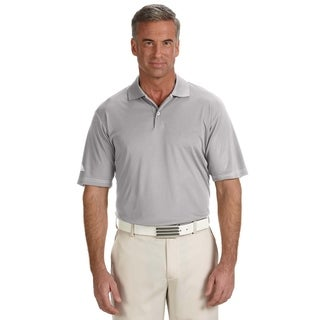 adidas Golf mens ClimaLite® Contrast Stitch Polo (A114)