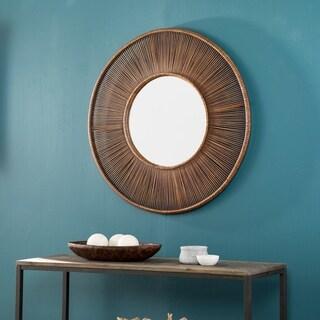 Harper Blvd Reynn Oversized Decorative Mirror - Natural - N/A