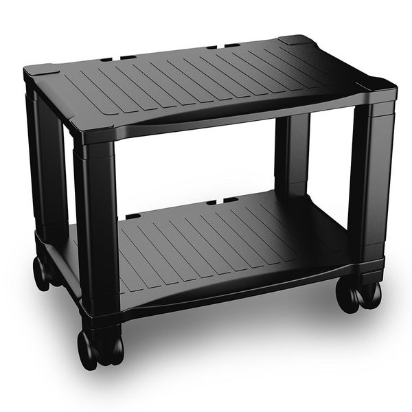 Awesome Printer Stand 2 Tier Under Desk Table For Fax, Scanner, Printer Home