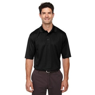 Ash City - Extreme mens Extreme Eperformance Jacquard Piqué Polo (85092)