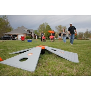Link to CornCano Cornhole Game Similar Items in Outdoor Play
