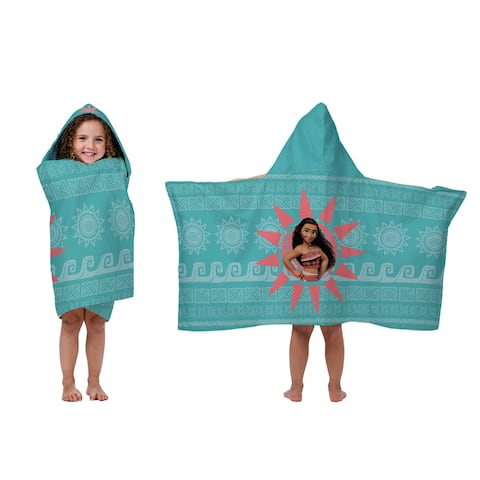 Disney Moana Hooded Towel