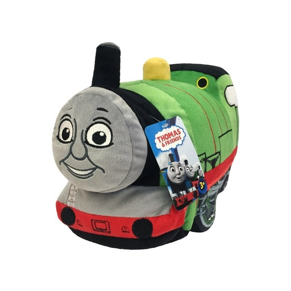 Shop Mattel Thomas The Tank Engine Percy Pillow Buddy On