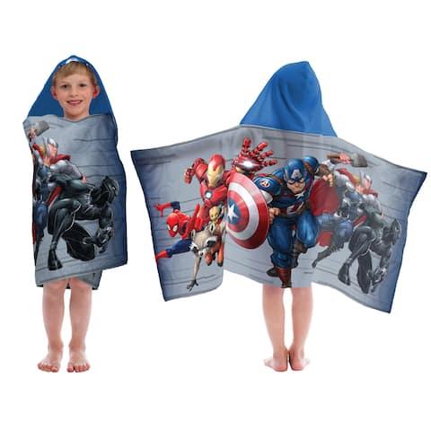 Marvel Avengers Hooded Towel
