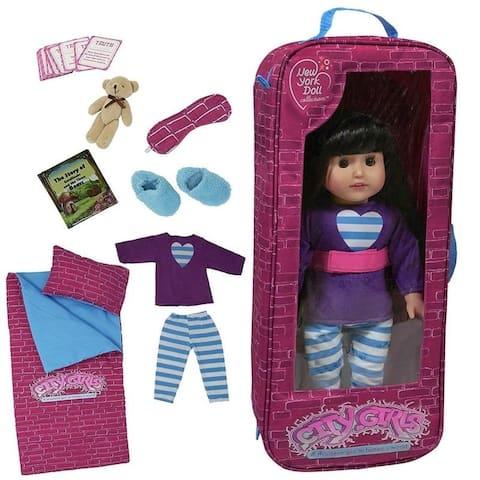 18 Inch Doll Sleepover set