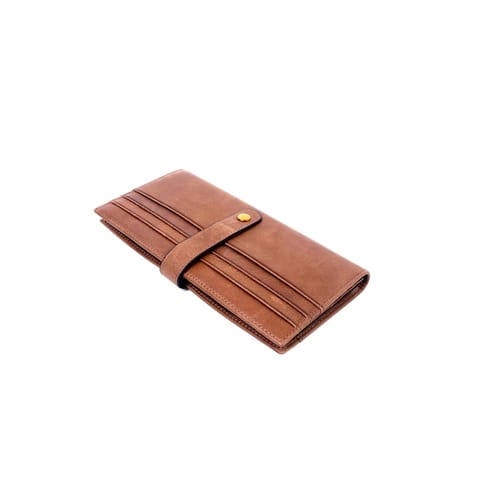 Foressence 7 Day Genuine Leather Wallet - S