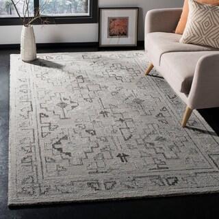 Safavieh Handmade Abstract Janie Modern Wool Rug