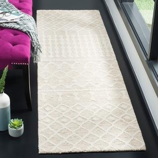 Safavieh Handmade Blossom Lucina Modern Floral Wool Rug