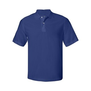 IZOD mens Performance Pique Sport Shirt (13Z0075)