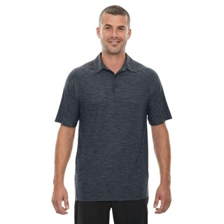 North End mens Barcode Performance Stretch Polo (88668)