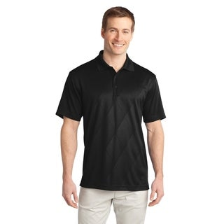 Port Authority Mens Tech Embossed Polo (K548)