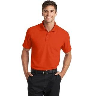 Port Authority Mens Dry Zone Grid Polo (K572)