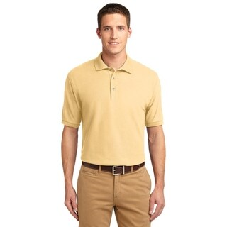 Port Authority Mens Silk Touch Polo (K500)