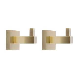 Italia Capri Series set of 2 Bronze Robe Hooks