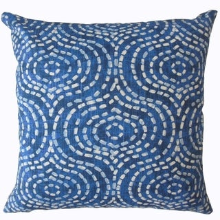 Varian Geometric Throw Pillow Royal