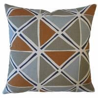 Indiya Geometric Throw Pillow Orson
