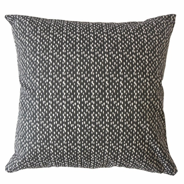 Xakery Polka Dot Throw Pillow Ink. Opens flyout.