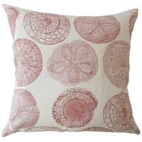 Ranae Nautical Throw Pillow Cherry