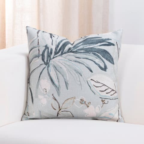 Siscovers Serenity Tropical Throw Pillow