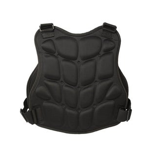 ALEKO Paintball Airsoft Chest Protector Tactical Vest Body Armor Black