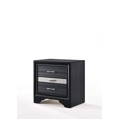 ACME Naima Nightstand, Black