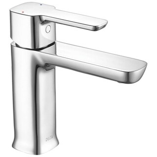 Delta Modern Single Handle Project-Pack Lavatory Faucet 581LF-HGM-PP Chrome