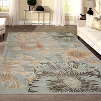 Admire Home Living Gallina Panel Area Rug (5'7 x 7'11)
