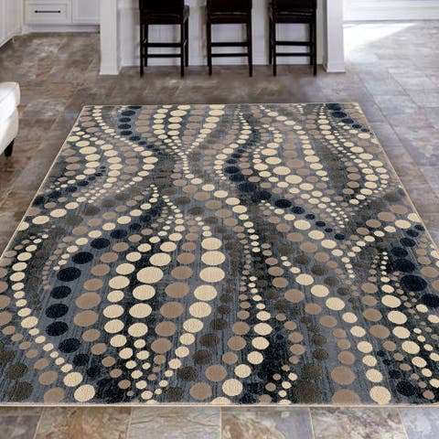 """Isabel Style Area Rug - 3'3"""" x 4'11"""""""