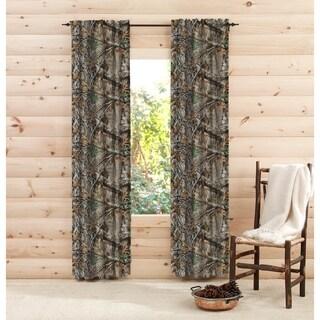 "Realtree Edge 84 Inch Curtain Panel Pair - 40"" w x 84"" l"