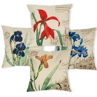 Decorative Pillowcases 18x18inch Pillow Cases Home Car Decorative