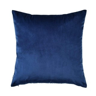 "Velvet Pillow Case Decorative Couch Cushion Cover, 18""x18""(Royal Blue)"