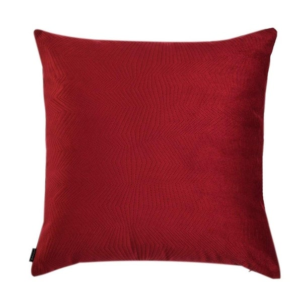 Stupendous Decorative Couch Cushion Cover Soft Sofa 20 X 20 Burgundy Unemploymentrelief Wooden Chair Designs For Living Room Unemploymentrelieforg
