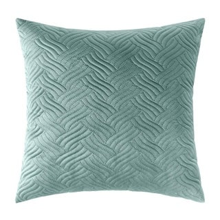 "Decorative Couch Cushion Cover Soft Sofa Euro Sham,20"" x 20"" (Seafoam)"