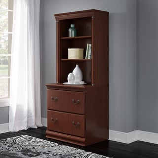 Copper Grove Varna Lateral File with Hutch
